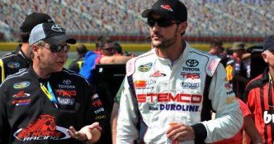 NASCAR Truck Series: Paludo assina contrato para disputar a temporada 2012 pela Turner Motorsports