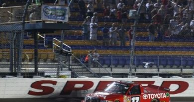 NASCAR Truck Series: Timothy Peters vence em Iowa
