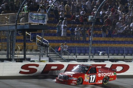 NASCAR Truck Series: Timothy Peters vence em Iowa
