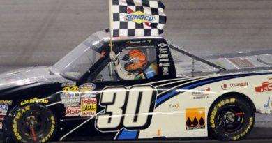 NASCAR Truck Series: Nelsinho Piquet vence pela segunda vez