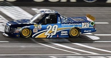 NASCAR Truck Series: Tyler Reddick vence em Las Vegas