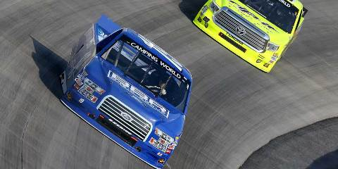 NASCAR Truck Series: Tyler Reedick vence em Dover
