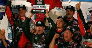 NASCAR Camping World Truck Series: Ben Rhodes vence em Las Vegas