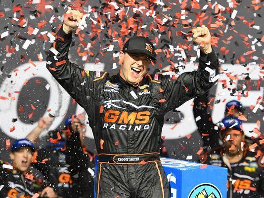 NASCAR Camping World Truck Series: Johnny Sauter vence em Chicago