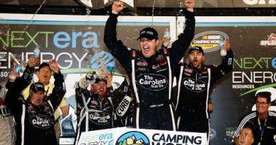 NASCAR Truck Series: Johnny Sauter vence em Daytona