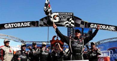 NASCAR Truck Series: Johnny Sauter vence a segunda consecutiva
