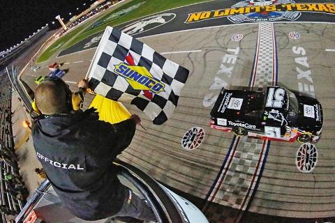 NASCAR Truck Series: Kyle Busch vence no Texas