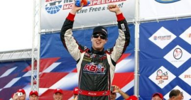 NASCAR Truck Series: Kyle Busch vence em New Hampshire