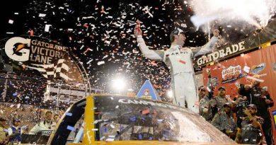 NASCAR Truck Series: Daniel Suarez vence em Phoenix