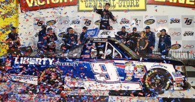 NASCAR Truck Series: William Byron vence a segunda consecutiva