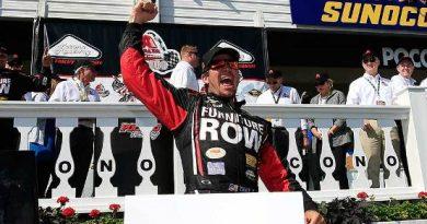 NASCAR Sprint Cup Series: Martin Truex Jr. vence em Pocono