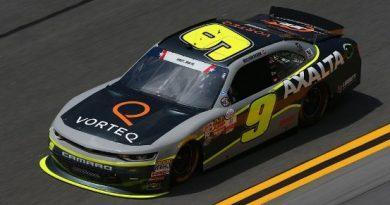 NASCR XFINITY Series: William Byron vence em Daytona