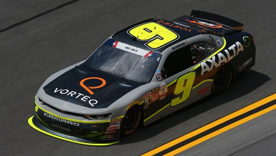 NASCR XFINITY Series: William Byron vence em Daytona