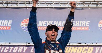 NASCAR XFINITY Series: Kyle Busch vence em New Hampshire