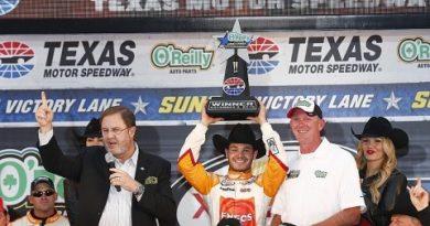 NASCAR XFINITY Series: Kyle Larson vence no Texas