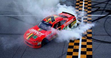 NASCAR XFINITY Series: Justin Allgaier vence em Chicago