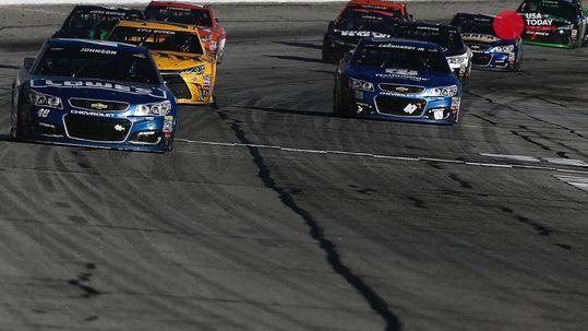 NASCAR XFINITY Series: Kyle Busch vence em Atlanta pelo segundo ano seguido