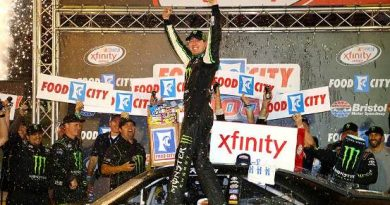 NASCAR XFINITY Series: Kyle Busch vence em Bristol