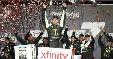 NASCAR XFINITY Series: Kyle Busch em Chicago