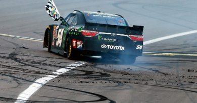 NASCAR XFINITY Series: Kyle Busch vence no Kansas