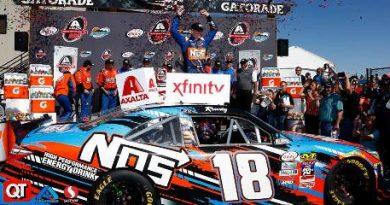 NASCAR XFINITY Series: Kyle Busch vence em Phoenix