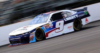 NASCAR XFINITY Series: William Byron vence em Indianápolis