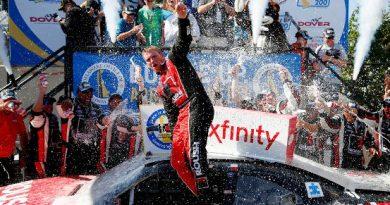 NASCAR XFINITY Series: Chris Buescher vence em Dover