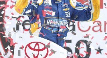 NASCAR XFINITY Series: Dale Earnhardt Jr. vence em Richmond