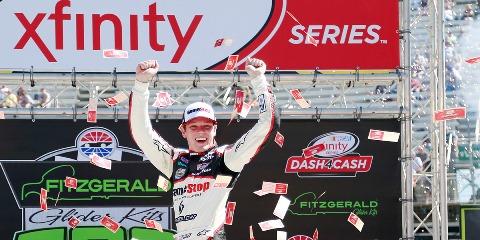 NASCAR XFINITY Series: Erik Jones vence em Bristol