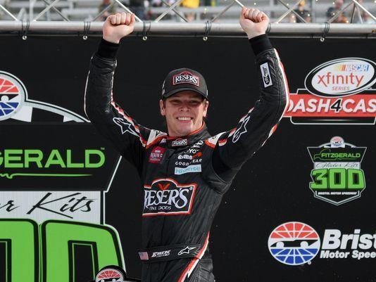 NASCAR XFINITY Series: Eric Jones vence em Bristol