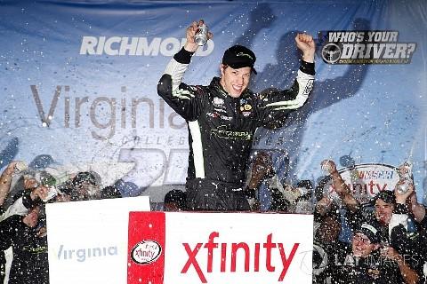 NASCAR XFINITY Series: Brad Keselowski vence em Richmond