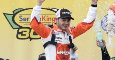 NASCAR Xfinity Series: Kyle Larson vence em Fontana
