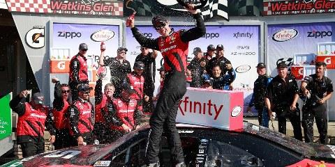 NASCAR XFINITY Series: Joey Logano domina prova em Watkins Glen