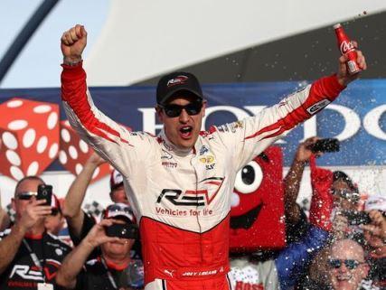 NASCAR XFINITY Series: Joey Logano vence em Las Vegas