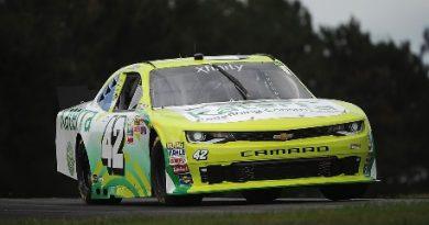 NASCAR XFINITY Series: Justin Marks vence debaixo de chuva em Mid-Ohio