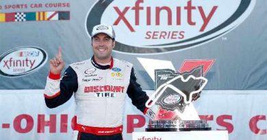 NASCAR XFINITY Series: Sam Hornish Jr. vence em Mid-Ohio