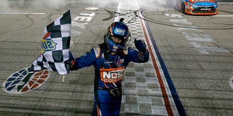 NASCAR XFINITY Series: Kyle Busch vence no Texas