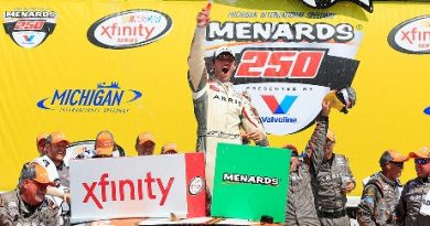 NASCAR XFINITY Series: Daniel Suarez se torna o primeiro mexicano a vencer na NASCAR