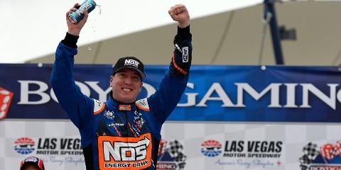 NASCAR XFINITY Series: Kyle Busch vence em casa pela primeira vez