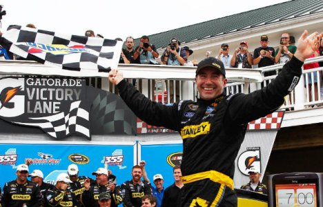 NASCAR Sprint Cup Series: Marcos Ambrose vence em Watkins Glen