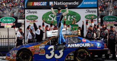 Nascar Series: Kevin Harvick vence na Nationwide Series e na Truck Series