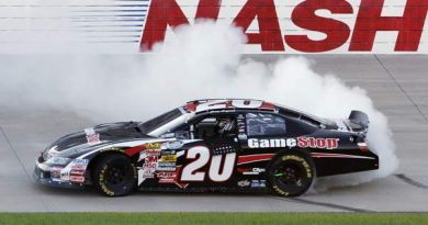 Nascar Series: Carl Edwards lidera na Nationwide Series