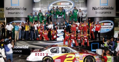 Nationwide Series: Clint Bowyer é o Campeão de 2008