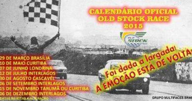 Old Stock Race: Divulgado calendário com oito etapas