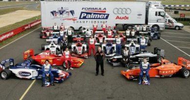F-Palmer Audi: Categoria anuncia o fim após 13 temporadas