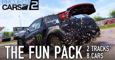 Jogos: Project CARS 2 - Veja trailer do DLC Fun Pack que chegará em breve com 8 carros e 2 pistas
