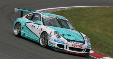 Porsche Carrera Cup: Valdeno tem novo desafio em Nürburgring