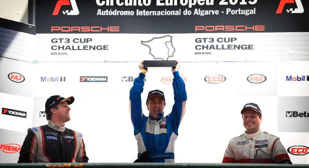 Porsche Challenge: Em final surpreendente, Ferraiolo e Farah repetem vitórias de 2012 no Algarve