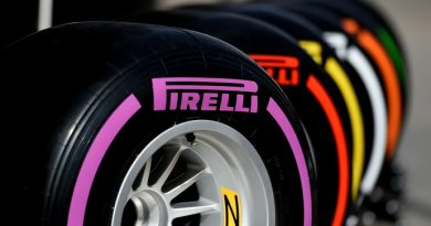 F1: Pirelli divulga escolha de pneus para primeiros GPs de 2018