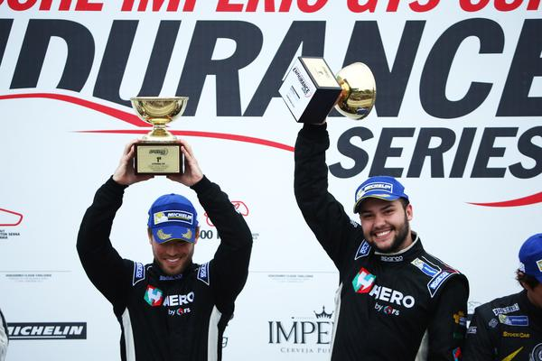 Porsche Cup: Dupla Fraga/Mauro conquista primeira vitória para HERO Motorsports